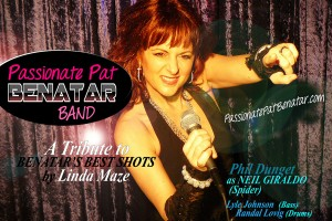 PAT BENATAR TRIBUTE